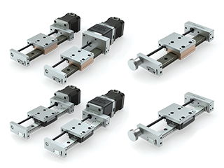 Compact series from pbc linear offers low profile linear for Low profile stepper motor
