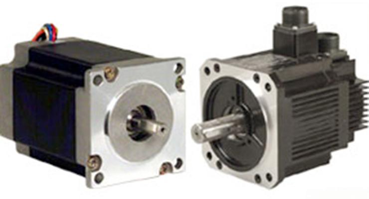 servo motor or stepper motor how to choose