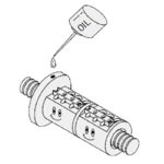 ball screw lubrication